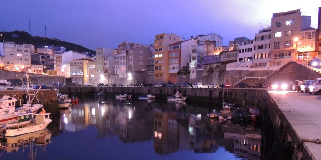 Small Town / Malpica de Bergantiños / Spain   HD Stock Video 227 ...